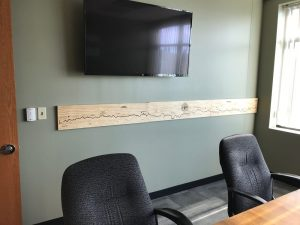 Conference Room Wall Panel